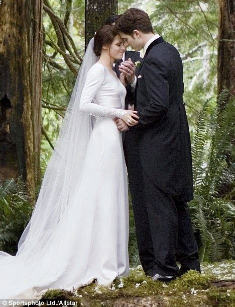 Twilight wedding dress designer Carolina Herrera on how