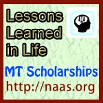Lessons Learned in Life Scholarships for Montana students
