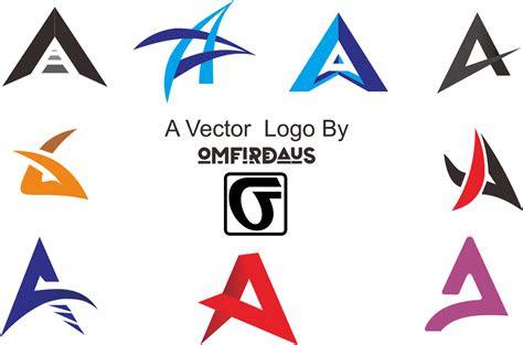 inspirasi vector logo huruf  keren cdr ai psd egrafis
