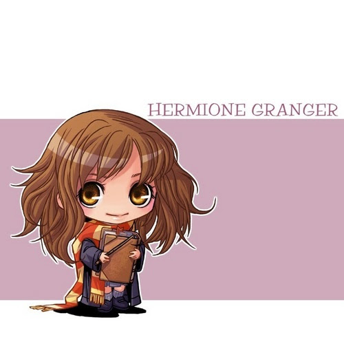 Chibi Harry Potter Characters! - iz-ppg Photo