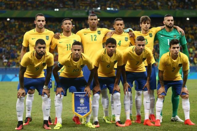 Brasil e Colômbia: empate leva à prorrogação e... à quarta substituição Lucas Figueiredo,MowaPress/Mowa Press