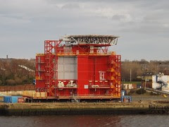 Rig on the Tyne