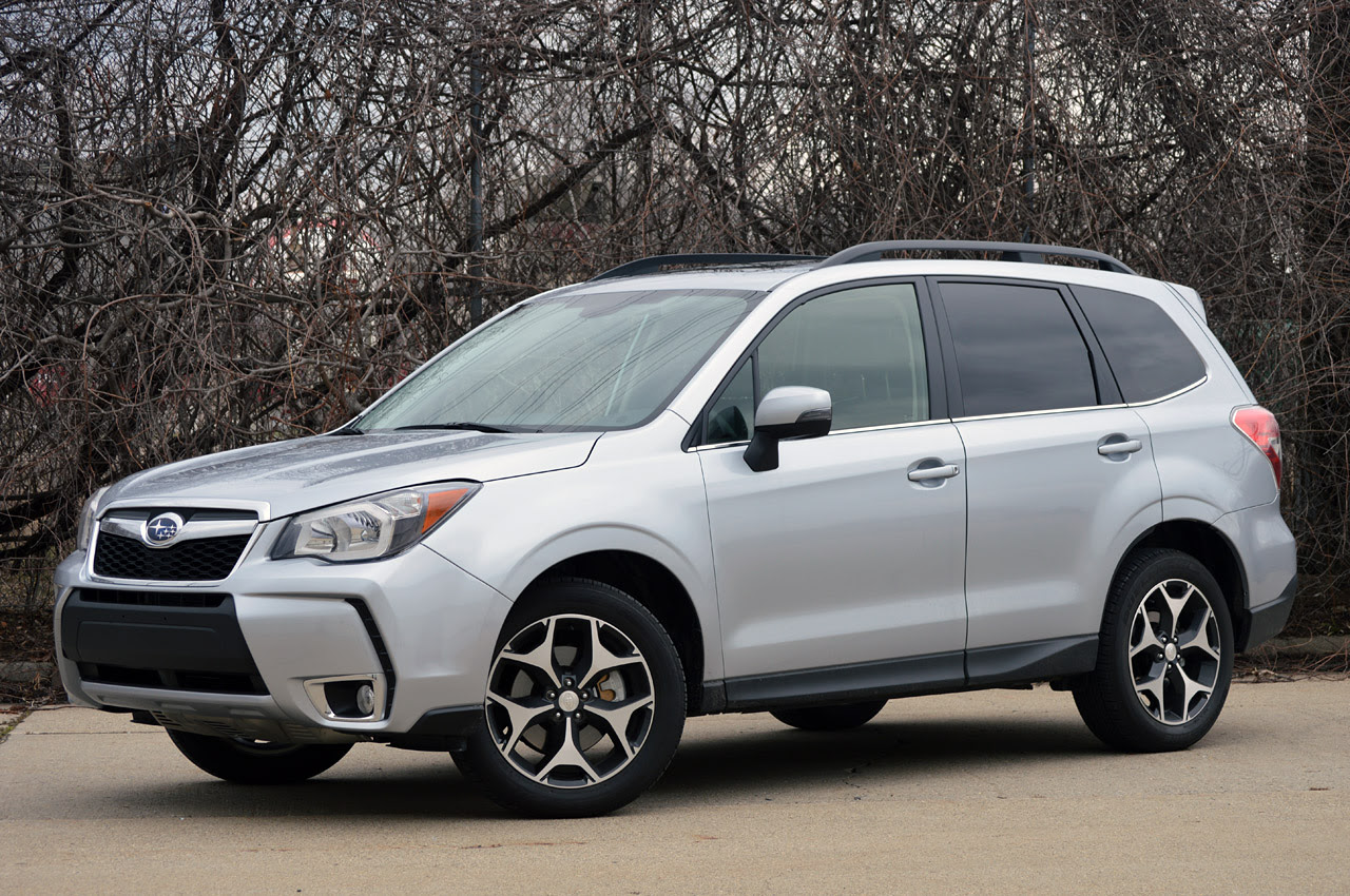 2014 Subaru Forester XT: Review Photo Gallery - Autoblog