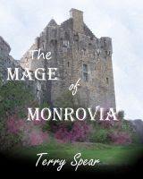 Cover for 'The Magic of Inherian: The Mage of Monrovia, Book 2'
