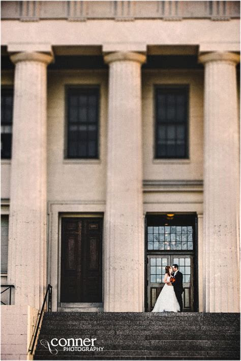 Jewel Box Wedding and Windows on Washington Reception in