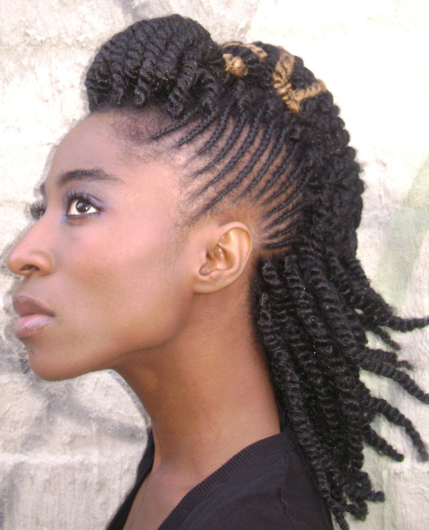 African American Braids Hairstyles 2012 Easy Braid Haristyles