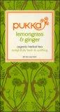 Lemongrass & Ginger - Tisana Pukka