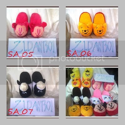 toboku || toko boneka ku || sedia boneka, bantal, sandal
