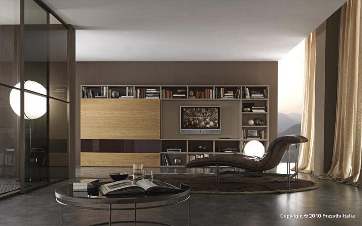 Earthy Sexy Living room