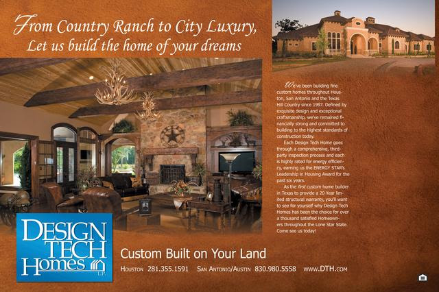 Design Tech Homes Our Towns Finest