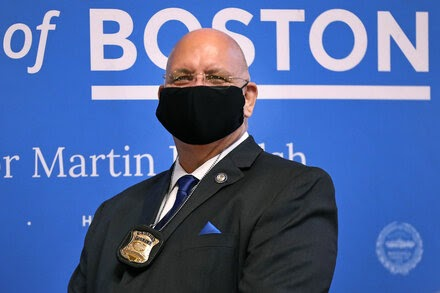 New Boston Police Leader Put on Leave as Domestic Abuse Allegations Surface