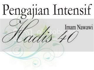 Hadis40 Pictures, Images and Photos