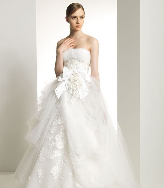 Wedding dress collection zuhair murad bridal 2013 ready for Ready to wear wedding dresses online