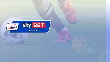 Sky Bet League 1 | A Round-Up of Friday's Action