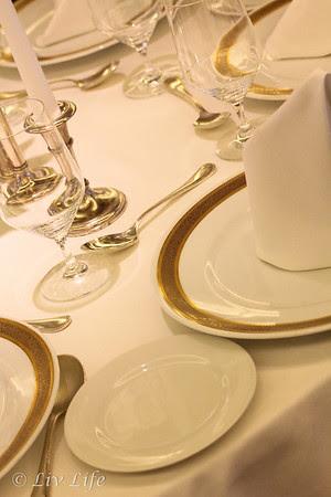 Seabourn Spirit, Dining Room
