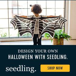 Seedling - Design your own Halloween costume