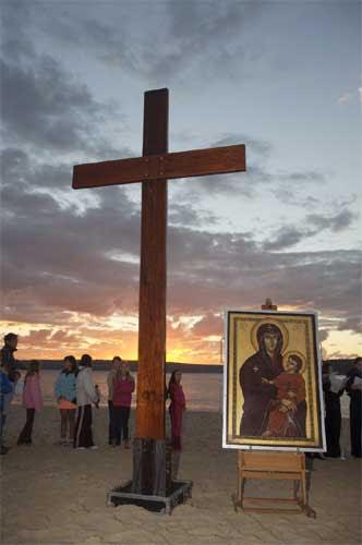 Cruz e icono de las Jornadas Mundiales de la Juventud