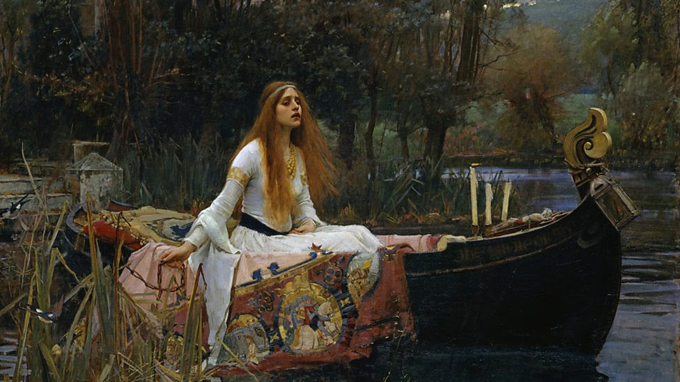 Image result for king arthur painting