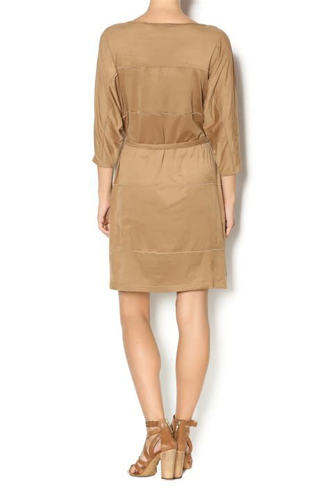 MSK Faux Suede Dress from New Jersey by Covered Girl