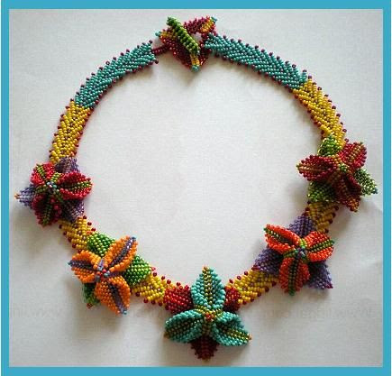 Customer Image Gallery for Diane Fitzgerald's Shaped Beadwork: yote Stitch (Beadweaving Master Class SeriesDimensional Jewelry with Pe)