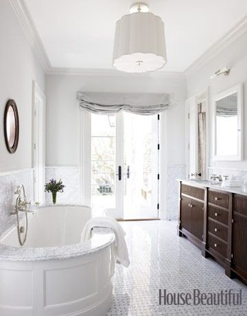 Bathroom decor ideas graphic chevron bathroom floor for Bathroom designs 9 x 6