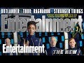 'Star Trek: Discovery': Go Behind The Scenes With The Cast | Cover Shoot...