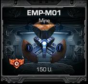 EMP-M01 mine