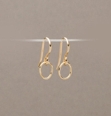 Armitage Simple Link Earrings