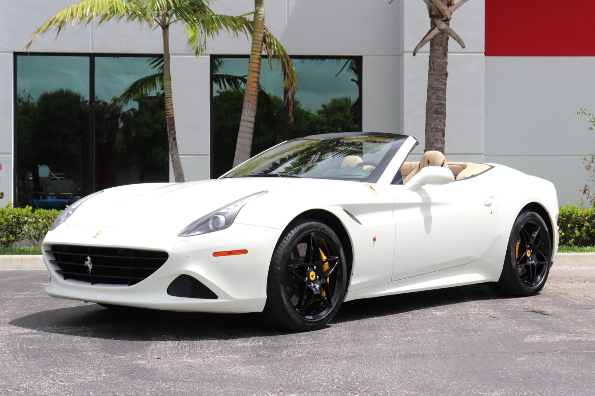 Used 2015 Ferrari California T For Sale ($129,900 ...