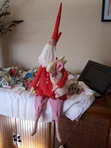 Tilda Santa
