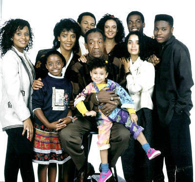 cosby show cast guise