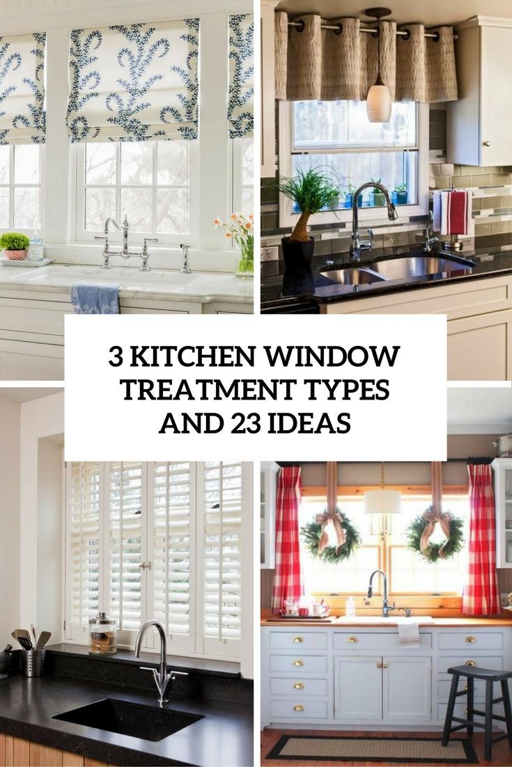 Akwtip46 Amazing Kitchen Window Treatment Ideas Pictures Today 2020 09 05