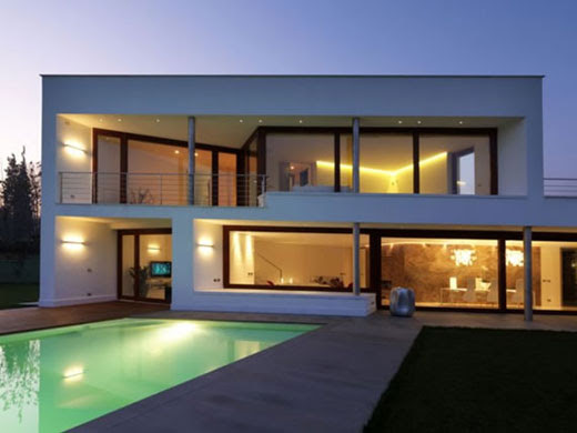 This Information Minimalist Italian House Design Idea, Read More