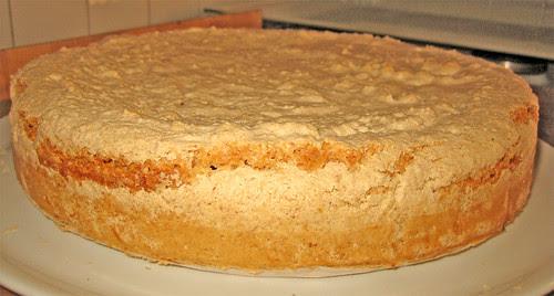 torta di mandorle (Dilek) by fugzu