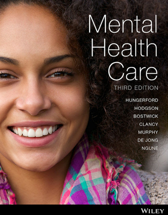 Mental Health Care, 3rd Edition | $65 | Wiley Direct