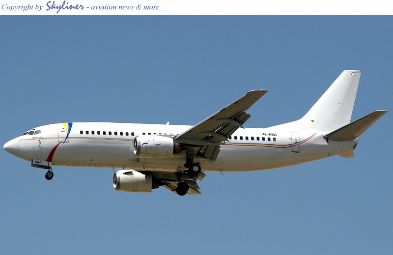 AG Air, Chad in the UAE