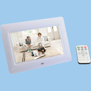 7 Inches Digital Photo Frame Zox Digital Photo Frames Monotaro