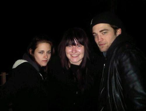 Robert Pattinson y Kristen Stewart, isla de Wight
