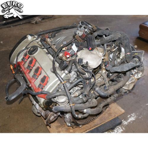 Audi 42 V8 Engine For Sale