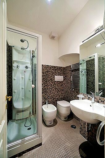 Rome SPANISH STEPS luxury three bedroom three bathroom apartment ...