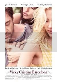 Vicky Cristina Barcelona Official Poster