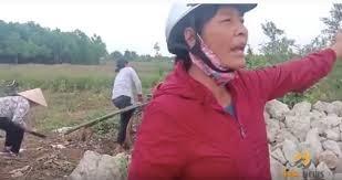 Lê Thị Loan đang dần dọn đường trở lại nhà tù