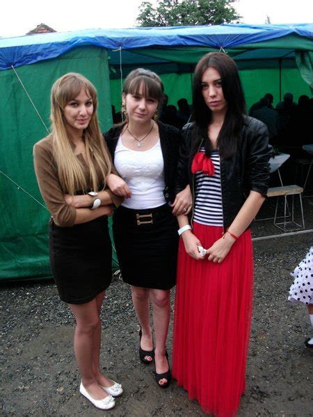 Ossetian girls that I met at the wedding   Photo