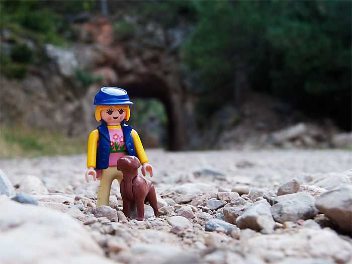 Playclicks, Playmobil , Lego, Beceite