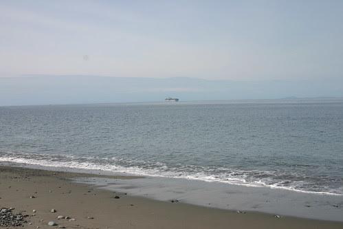 beach at port townsend