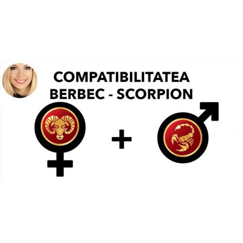 Compatibilitate Berbec - Scorpion