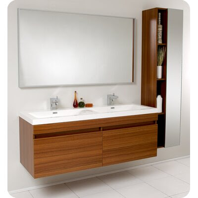 Contemporary Bathroom Vanities | Wayfair - Buy Contemporary ...