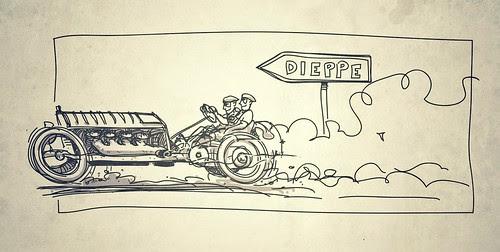 Road Trip! by Stefan Marjoram