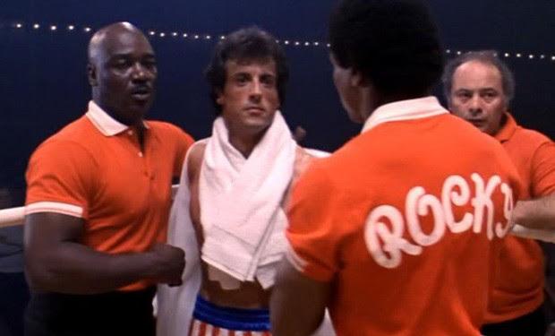 Tony Burton atuou com Sylvester Stallone na franquia 'Rocky' (Foto: Reprodução)