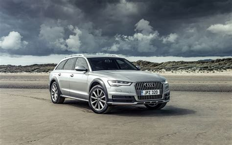 2017 Audi A6 allroad wallpapers HD